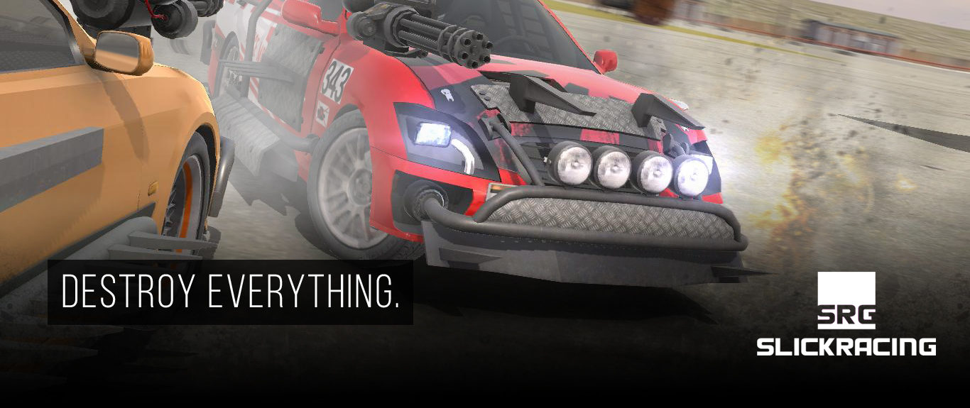 Slick Racing Game